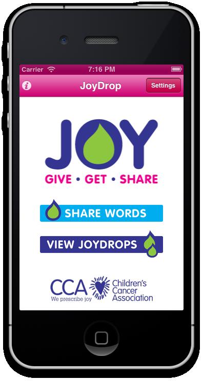 JoyDrop for iOS