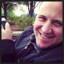 A photo of Bruce Elgort.