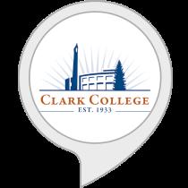 Clark College News Alexa Skill Logo