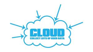 CLOUD = Collect Lots Of User Data